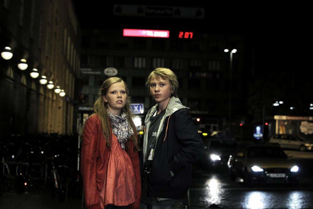 Karla og Jonas