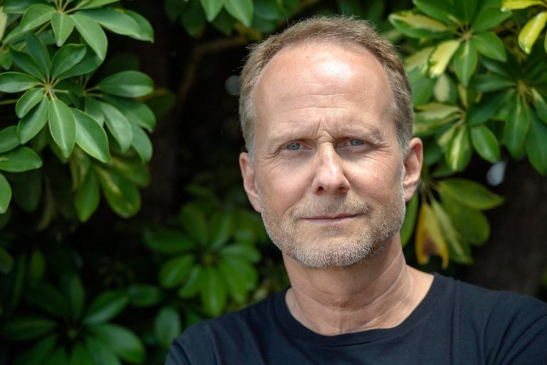 Niels Arden Oplev skal instruere Puk Damsgårds bestseller 'Ser du månen, Daniel'. Foto Thomas Sjørup