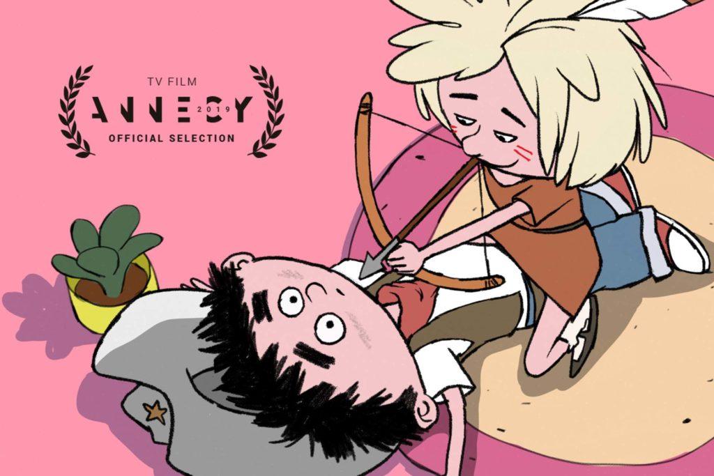Vitello tv-serien udtaget til international festival i Annecy