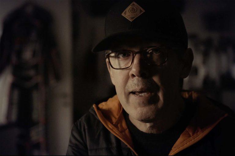 Erik Gundersen. Foto: Bullitt film