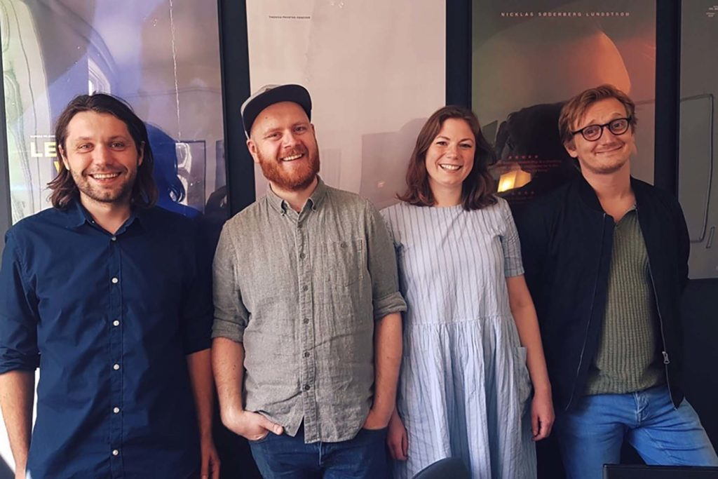 New Tales-projekt får 500.000 kroner fra forløbet Nye Talenter