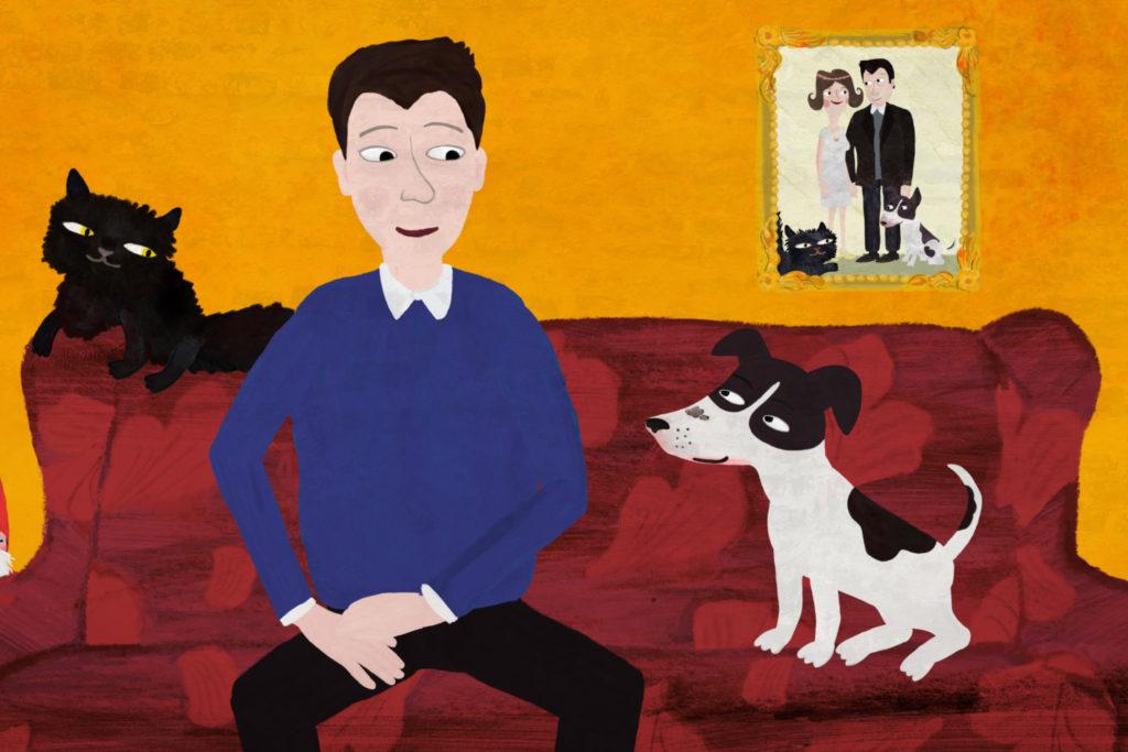 'Min lille hund Mester' klar til Ramasjang