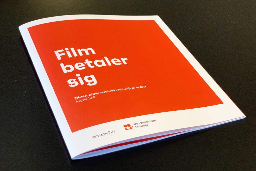 Ny rapport: Det betaler sig at lave film i Vestdanmark