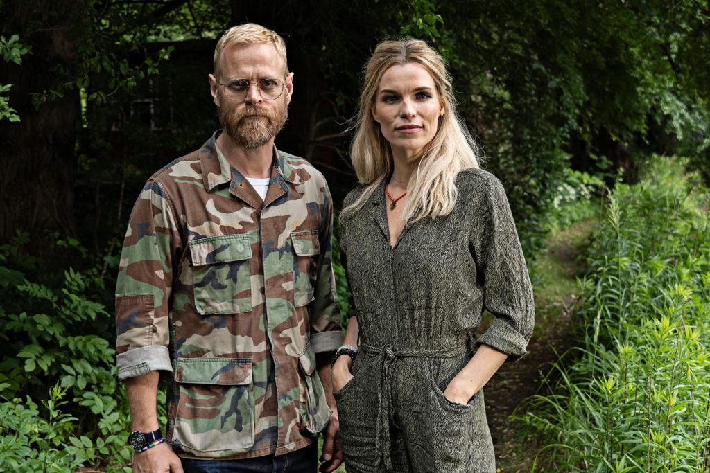 Vestkysten danner rammen om TV 2's nye krimiserie 'Hvide Sande'