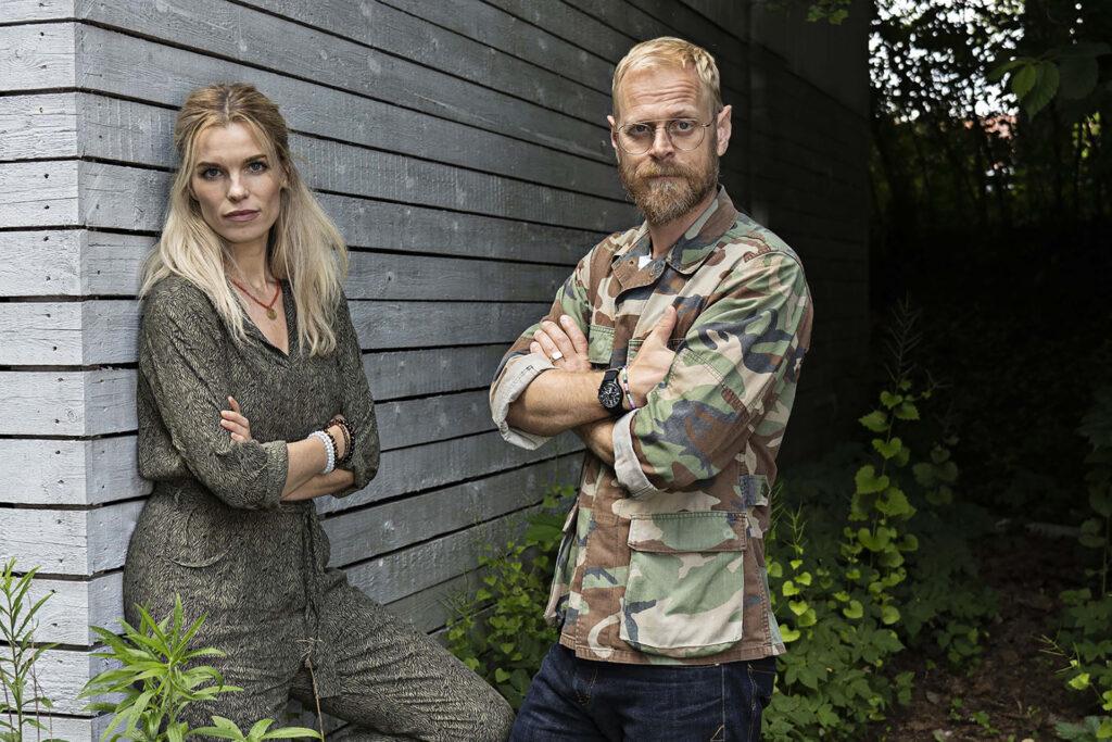 TV 2's nye krimiserie skaber aktivitet og omsætning på den jyske vestkyst