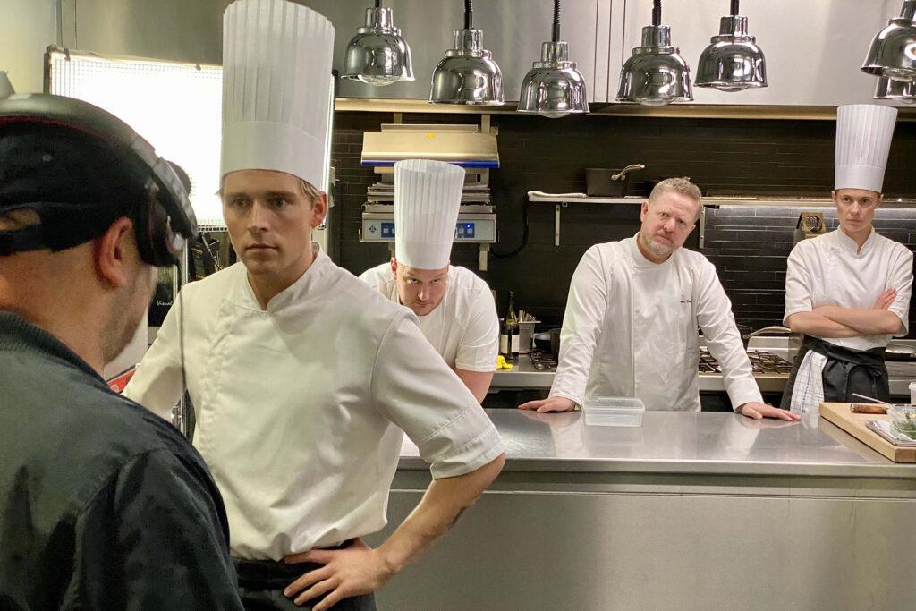 Stjernespækket feel-good drama af Mehdi Avaz filmer i Aarhus