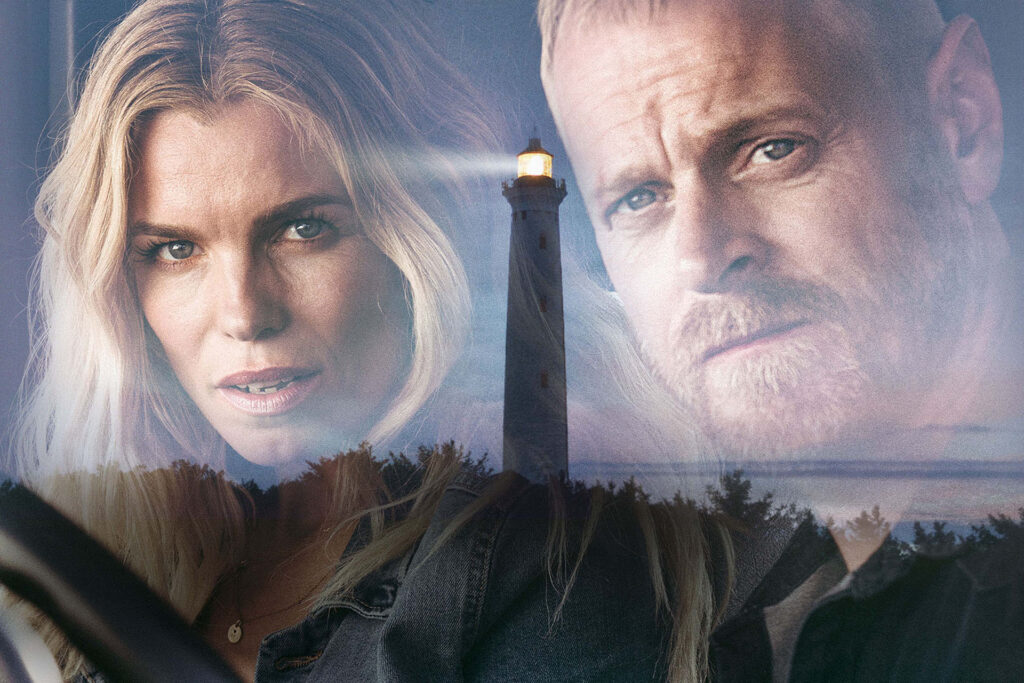 Premiere på TV 2 og Deluca Films nye krimiserie, HVIDE SANDE, støttet af Den Vestdanske Filmpulje