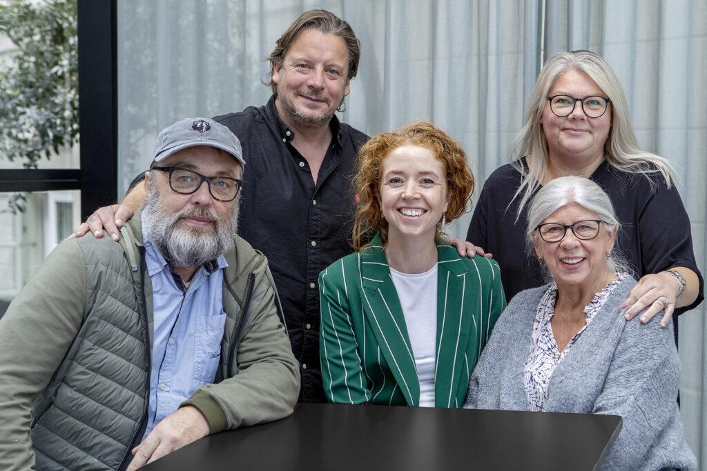 Den Vestdanske Filmpulje støtter spillefilm om Flemming Bamse Jørgensen
